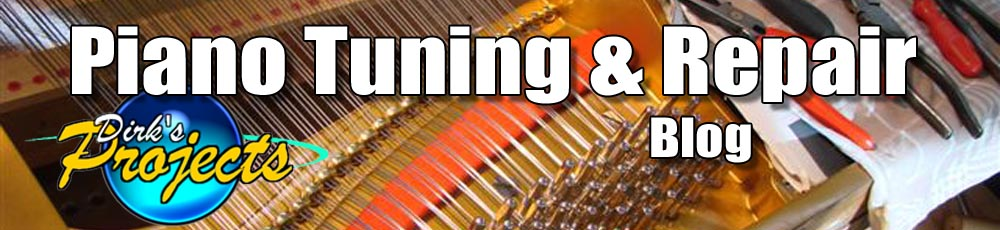 Piano Tuning & Repair Blog